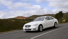 The New Mercedes Benz S Class