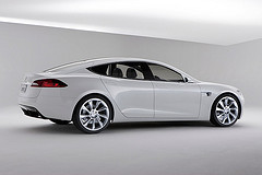The New Tesla Model S