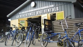 Golden Triangle Bike Rental Pittsburgh