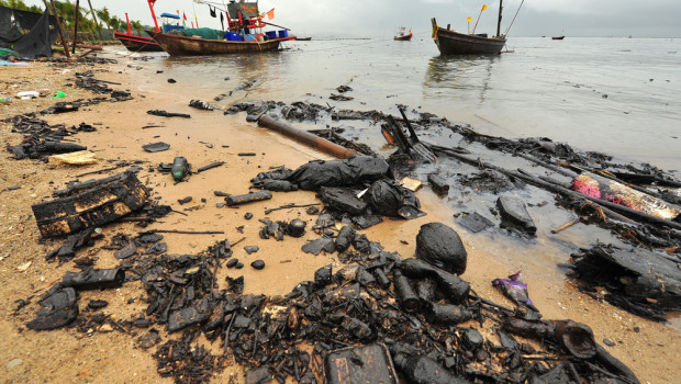 gulf oil spill disaster bp