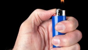 disposable lighter shutterstock_72520264