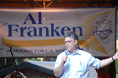 Al Franken Citizens United