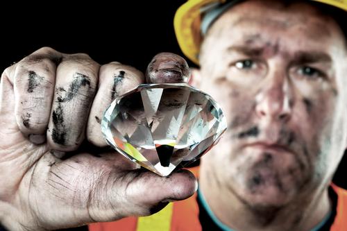 diamond mines conflict minerals
