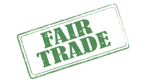 Green Fair Trade logo