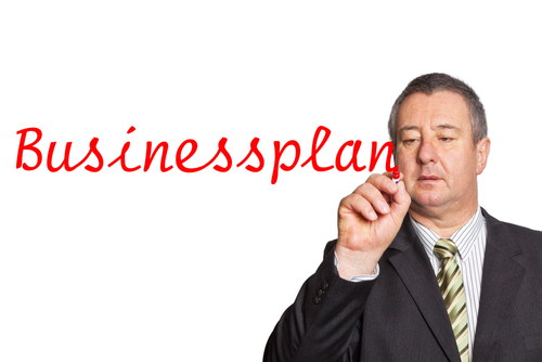 Drafting a business plan