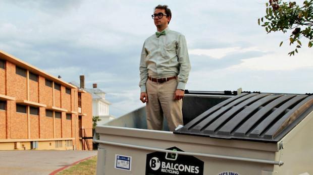 jeff wilson dumpster project