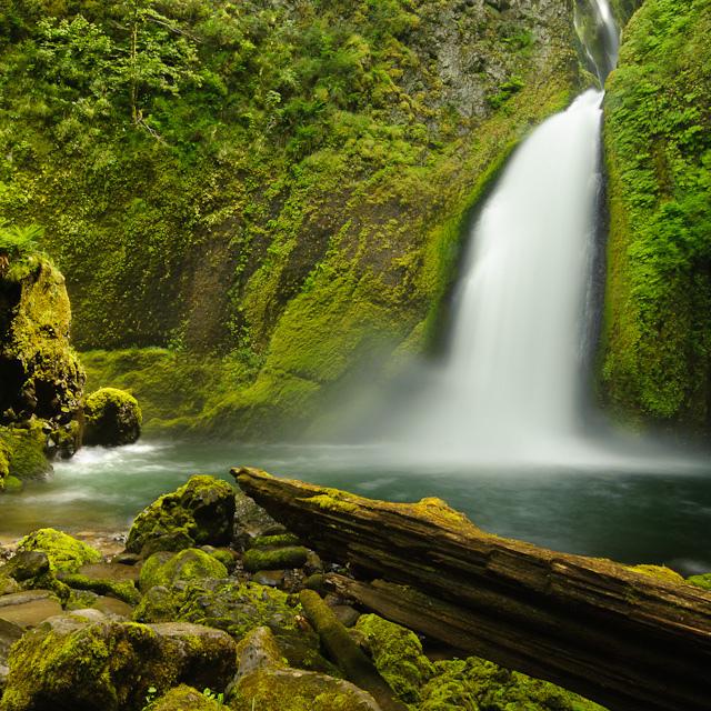 nature natural hidden put oregon april should save waterfalls falls flickr related david
