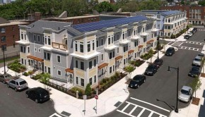 green buildings have high health potential for low income housing