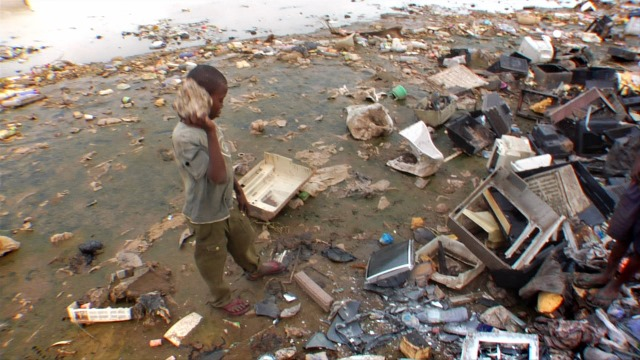 The Unseen Realities Of Our Toxic E Waste Terra Blight