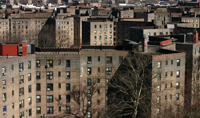 new york public housing