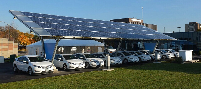 solarchargingforelectriccars