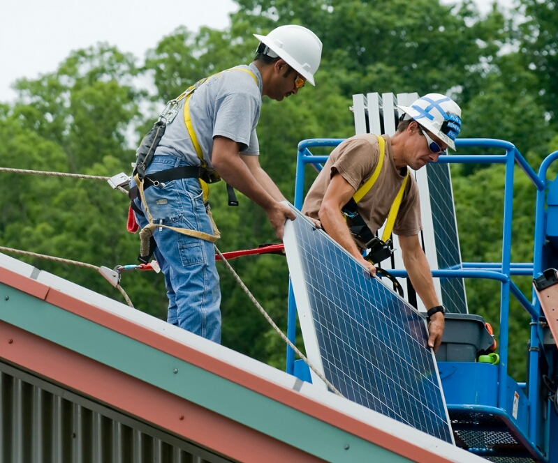 Renewable energy upgrades bring economic benefits to California