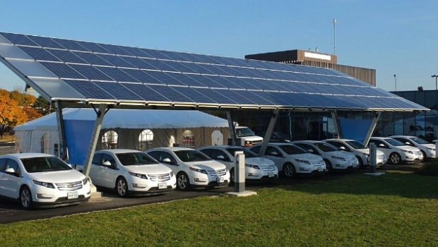 solarchargingforelectriccars