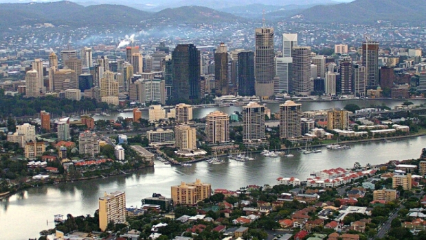 Brisbane Australia site of 2014 G20 Summit wikicommons