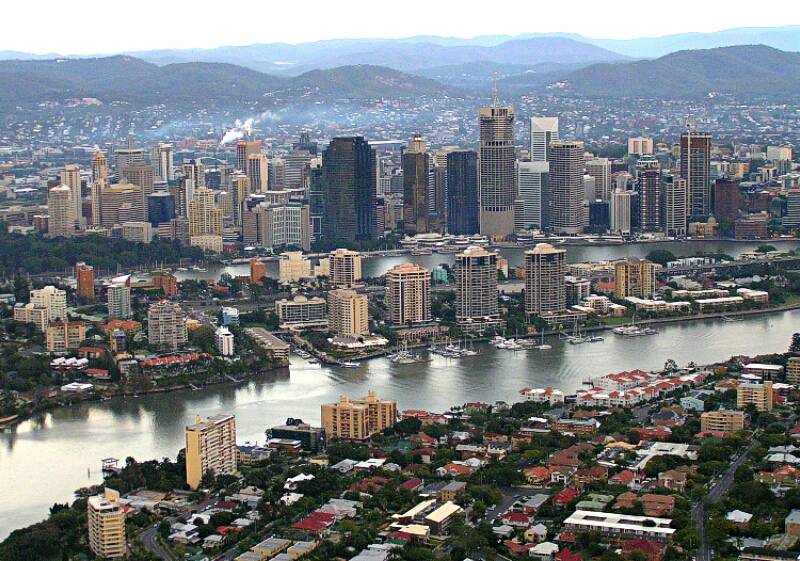 Brisbane Australia site of 2014 G20 Summit wikicommons