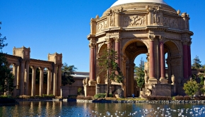 palace of fine arts san francisco pixabay