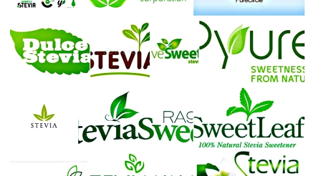 stevia product logos googlecollage