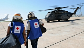 american red cross investing donations in haiti