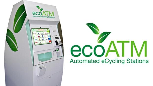 ecoatm screenshot of machine