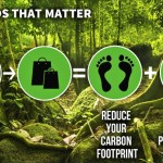 Sustain:Green biodegradeable card with carbon offset rewards. From Sustain:Green