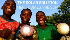 solar lights in africa from sunnymoney.org