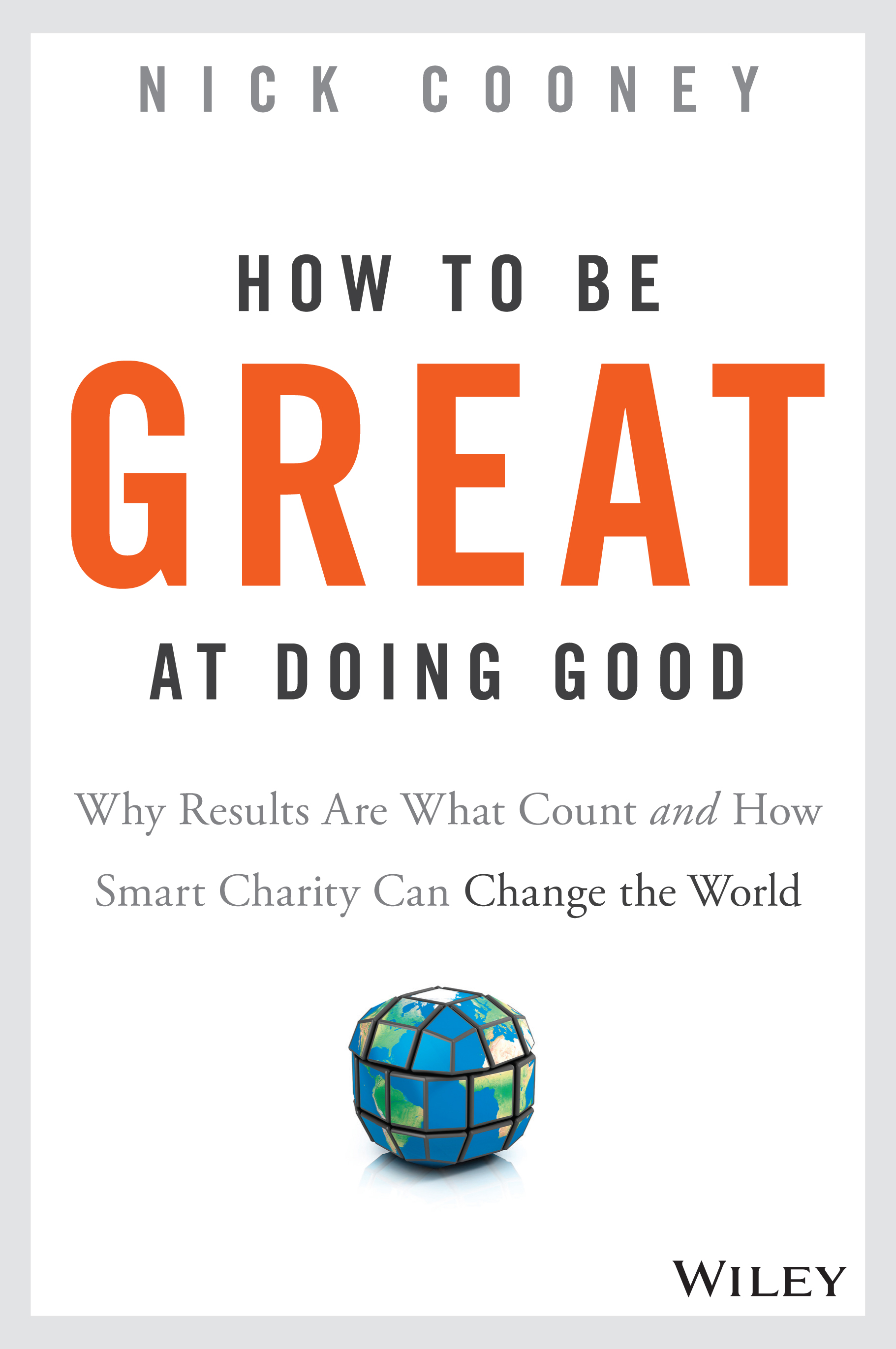 interview nick cooney how to be great at doing good charitable donations have been increasing in recent years and accounted for approximately 358 billion in 2014 or 2 percent of gdp
